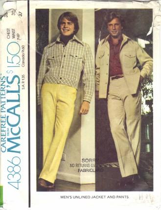 McCalls 4386