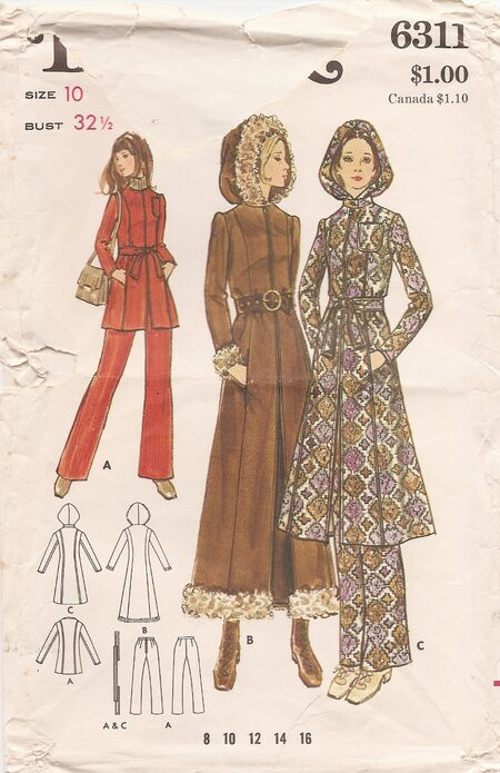 Butterick 6311A image