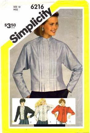 Simplicity 6216