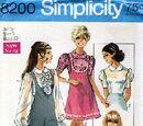 Simplicity 8200 B