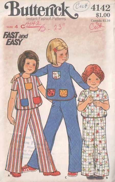 Butt 4142 1970s