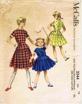 McCalls 1955 3344