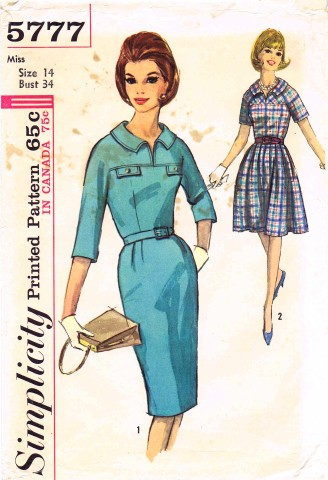 Simplicity 1964 5777