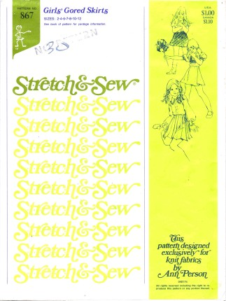 Stretch & Sew 867