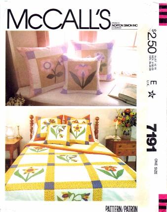McCalls 1980 7191