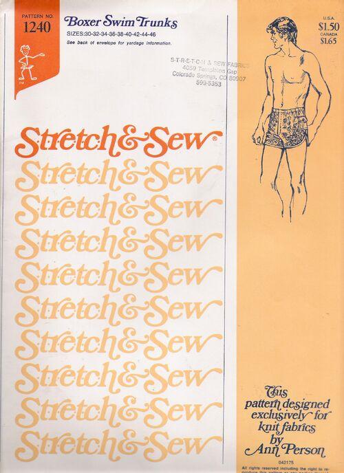 Stretch & Sew 1240 image