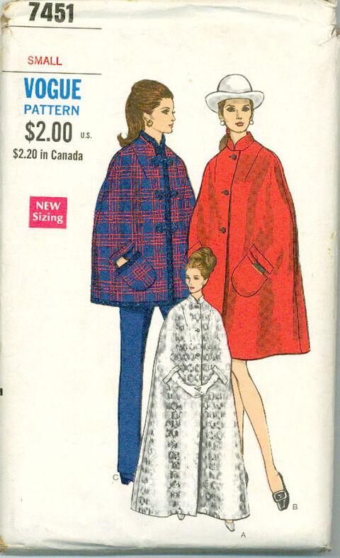 Vogue 7451