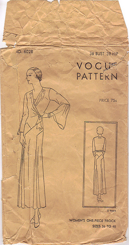 Vogue 6028