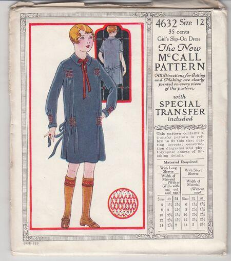 McCall 4632