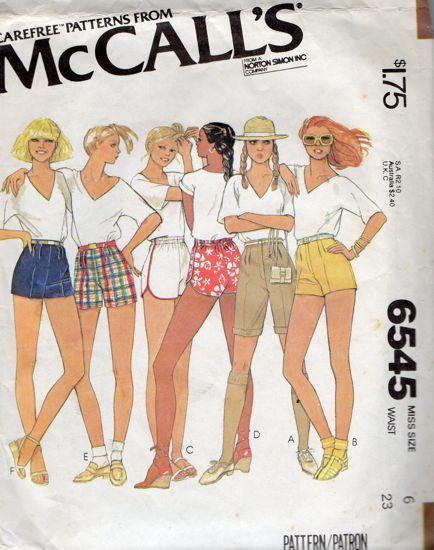 McCall's 6545