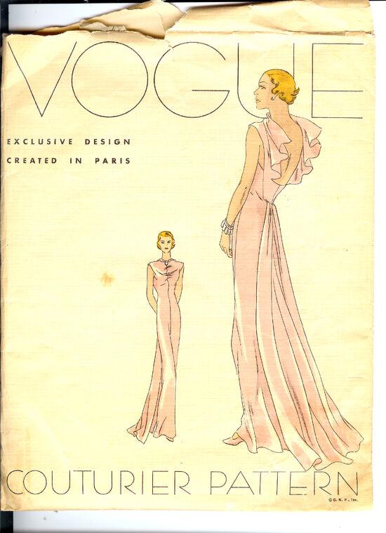 Vogue 268 front