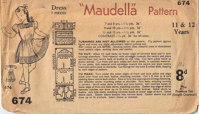 Maudella 674