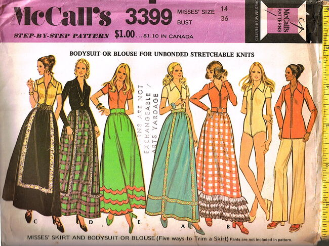 McCall's 3399a image
