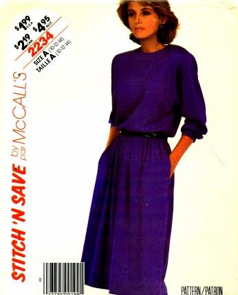 McCalls 1985 2234