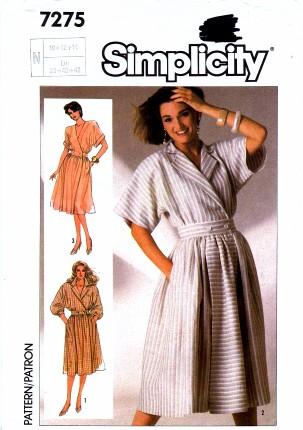 Simplicity 1985 7275