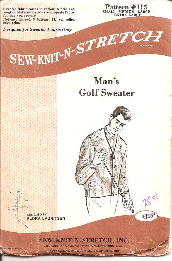 Sew Knit N Stretch 115