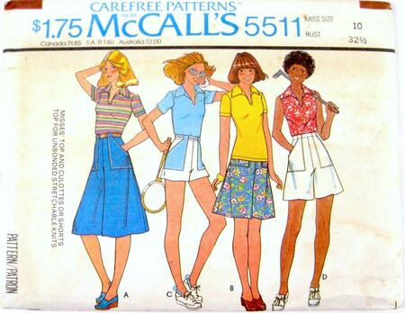 McCalls 5511
