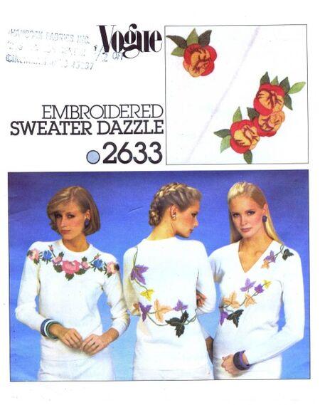 Vogue 1980 2633