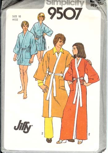 9507s 1978 robes