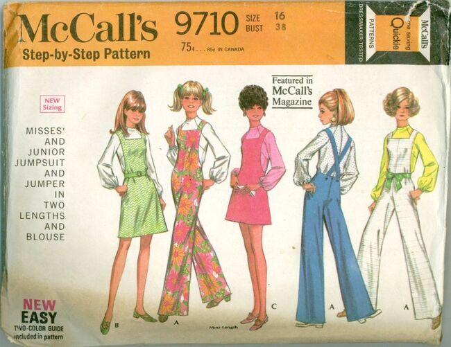 McCalls 9710