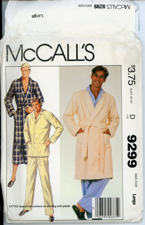 McCall's-9299front