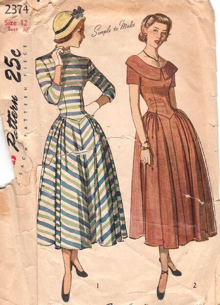Dress2374