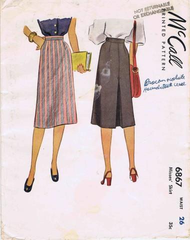 McCall 1947 6867