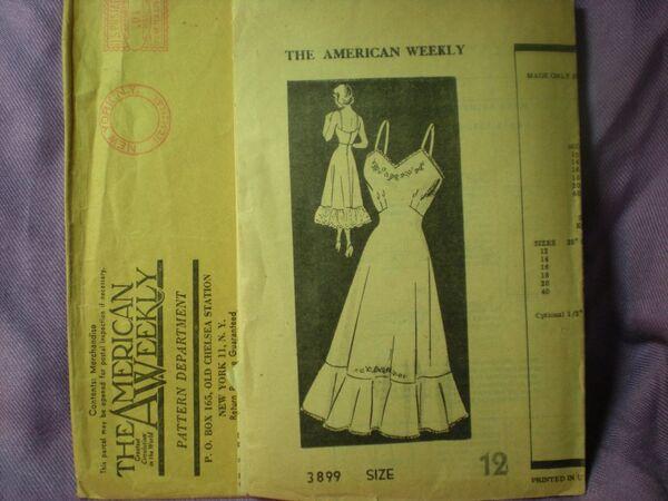 American Weekly 3899 image
