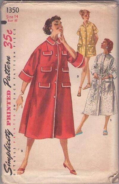 Housecoat495
