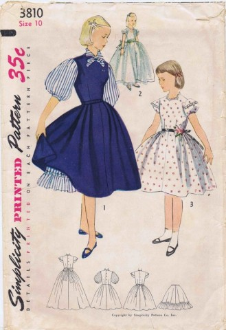 Simplicity 1951 3810