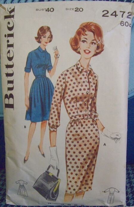 Butterick 2472 image