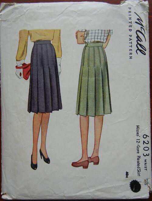 6203 McCalls 1945
