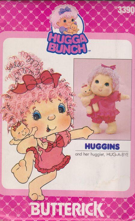 Butterick 3390 Huggins