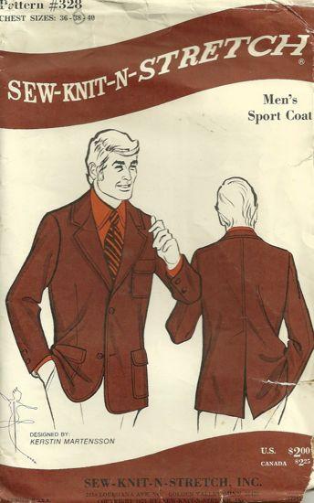 Sew Knit N Stretch 328