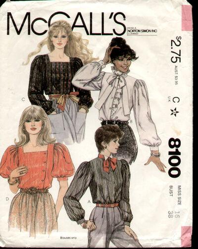 McCalls 8100 82 a