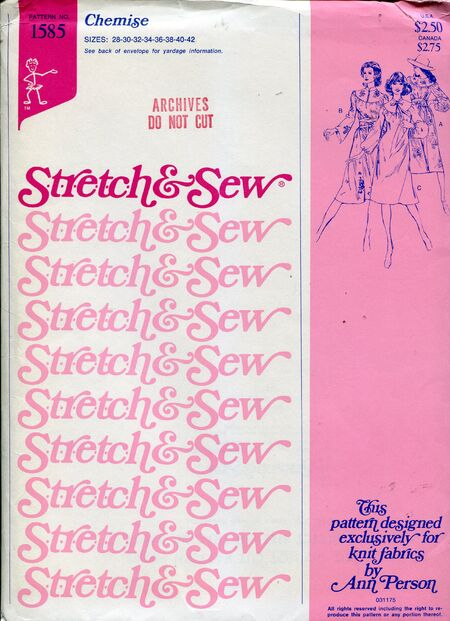 Stretch&sew1585