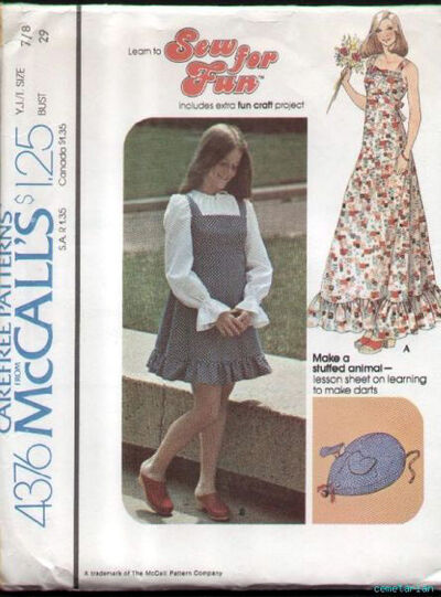 McCalls 4376 75