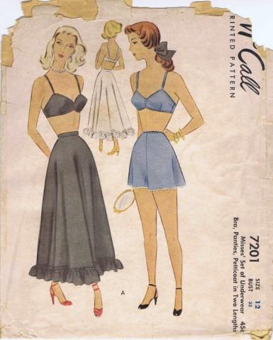 McCall 1948 7201