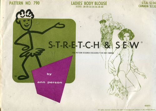 Stretch&sew790bodyblouse