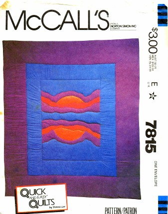 McCalls 1981 7815