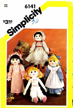 Simplicity 1983 6141
