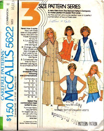 McCall's 5622