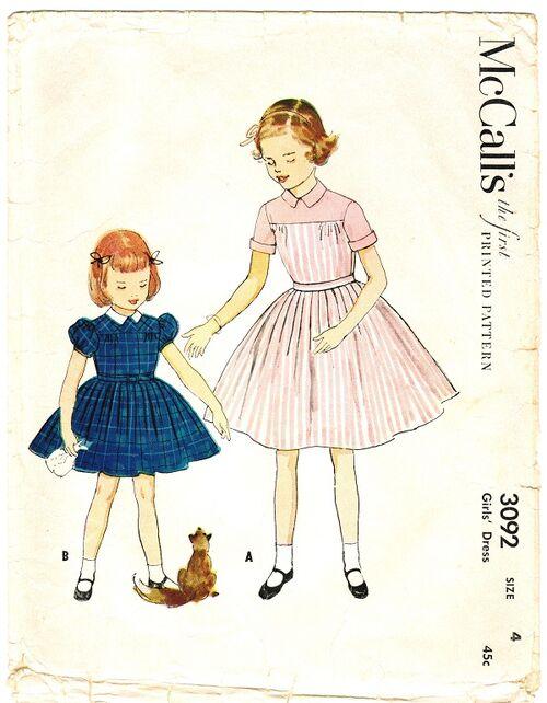 McCall'S 3092 57