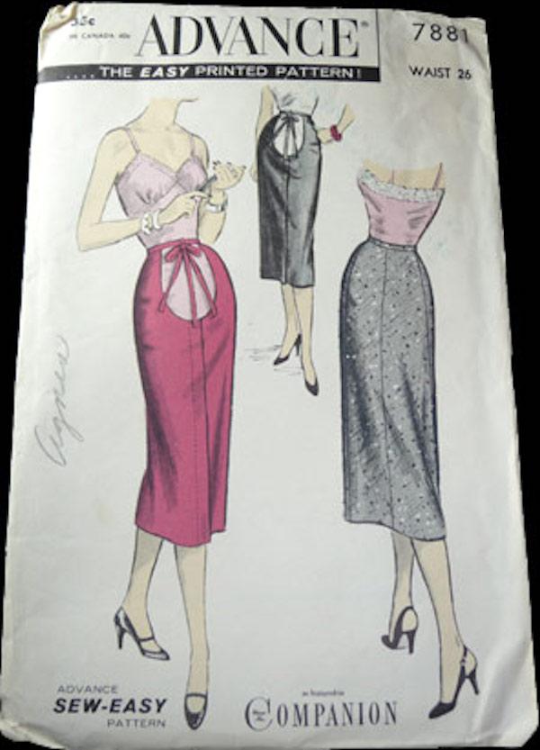 Vop-1308-01-advance-7881-vintage-skirt-pattern