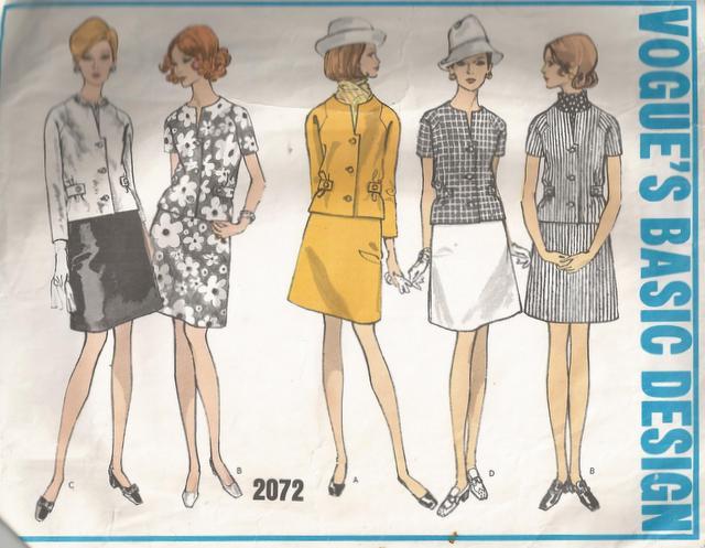Vogue 2072 B