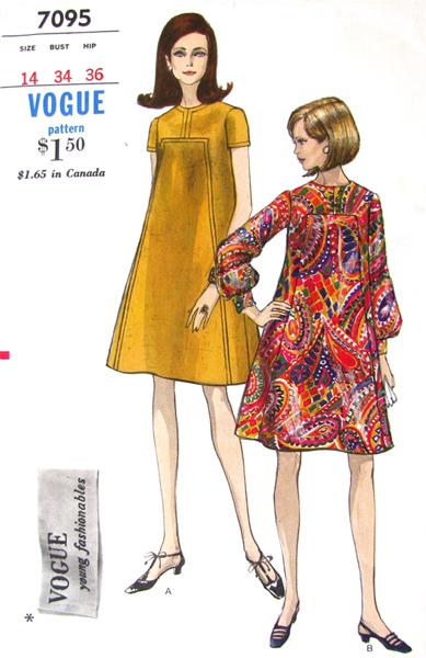 Vogue 7095
