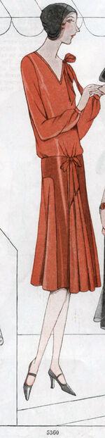 McCall 5360 1928