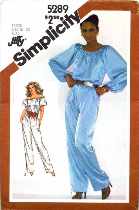 Simplicity 1981 5289