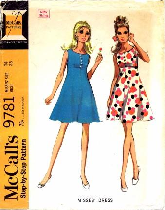 McCalls 1969 9781
