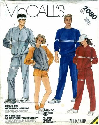 McCalls 1985 2080